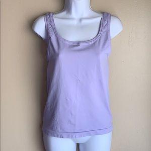 Soma Light Purple Tank Top/ Cami Size L
